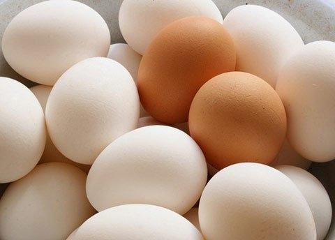 Bài thuốc chữa rối loạn kinh nguyệt từ trứng gà